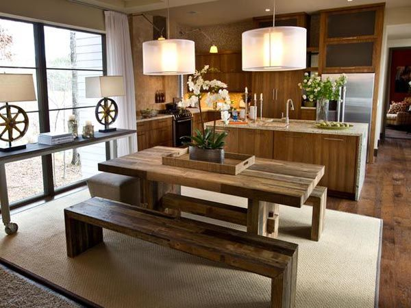 Rustic Dining Room Decorating Ideas 33 best dining room decor images on pinterest | kitchen