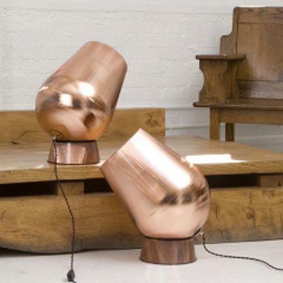 Fat Spot Copper Floor Lamp [Tom Dixon]