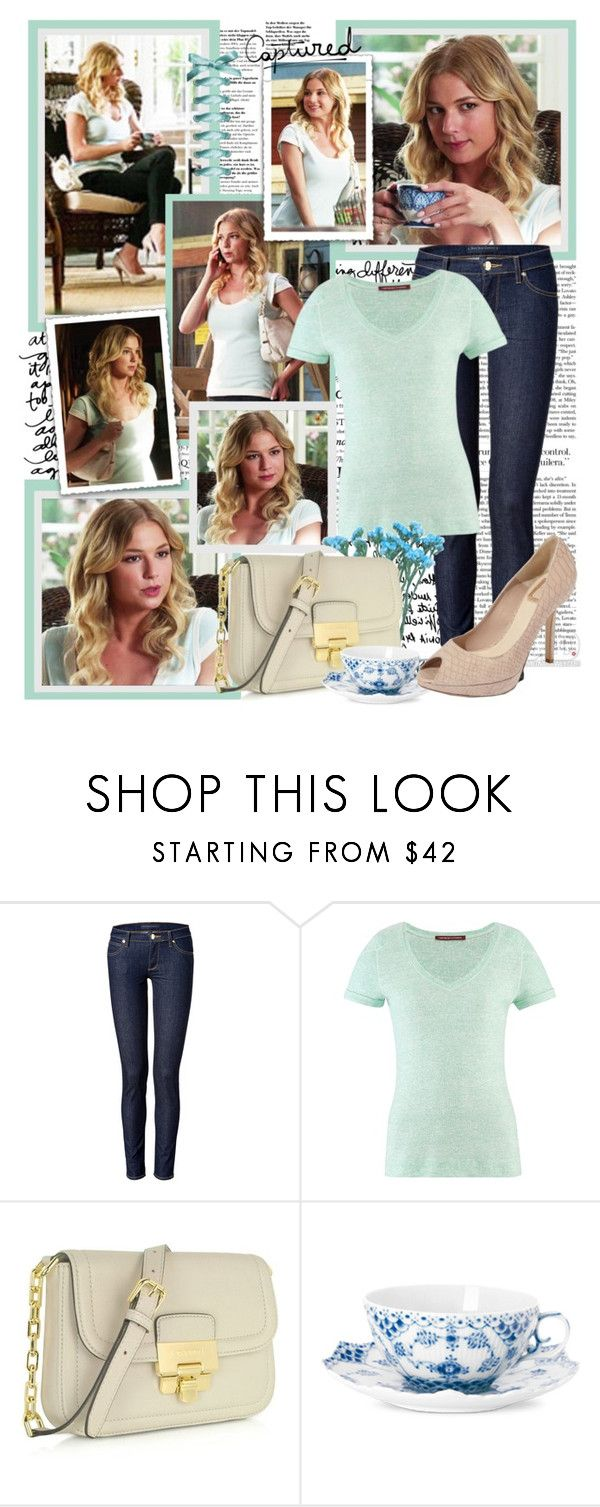 """""""Emily Thorne"""" by productionkid ❤ liked on Polyvore featuring Caslon, Juicy Couture, Comptoir Des Cotonniers, Michael Kors, Christian Dior, Revenge and emilythorne"""
