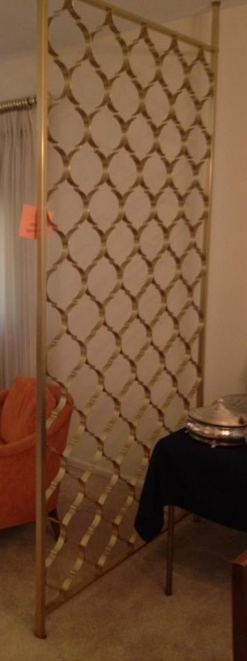 Mid Century Room Divider >> 1000+ images about MCM Railings and Room Dividers on Pinterest | Mid-century modern, Metal ...