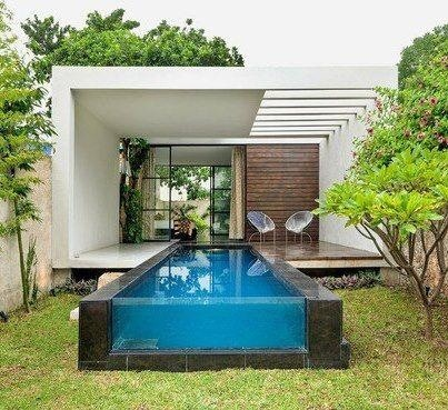 swimming pool | clear end pool