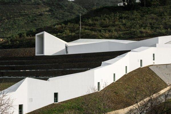 Rowing High Performance Centre in Pocinho www.joaomorgado.com