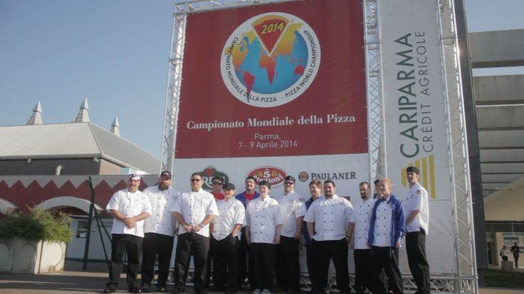 U.S. Pizza Team - 2014 World Pizza Championships | Pizza TV #pizza #uspt #pmqpizzamag #uspizzateam #pizzacompetition #culinary #italy