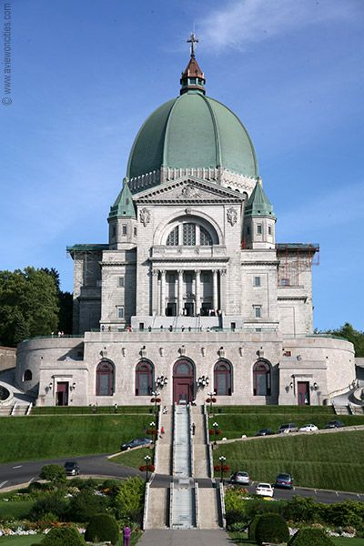 St. Joseph's Oratory Montreal