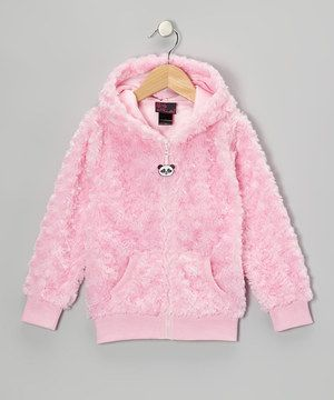 Made in a luxuriously soft material, this cozy zip-up feels as good to wear as it is fun to flaunt. After providing little ladies with cuddly warmth, it can be machine washed for effortless care.