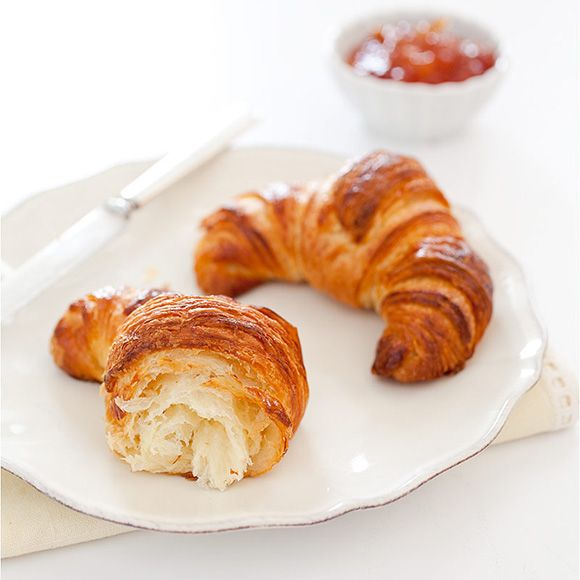 Homemade croissants that taste like they're flown in from Paris? Oui oui!
