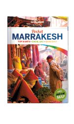 Lonely Planet's Pocket Marrakesh