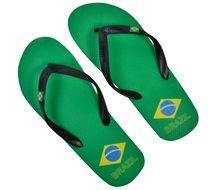 Σαγιονάρες Ανδρικές Σημαία Βραζιλίας