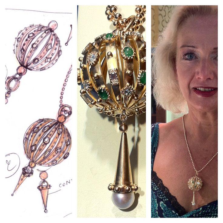 Una collana preziosa per una donna preziosa!