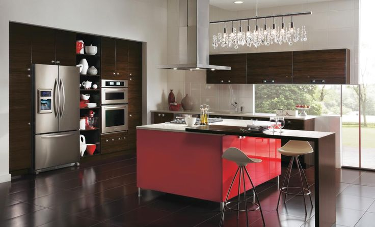 17 best images about americana inspired home design on for Kitchen craft cabinets