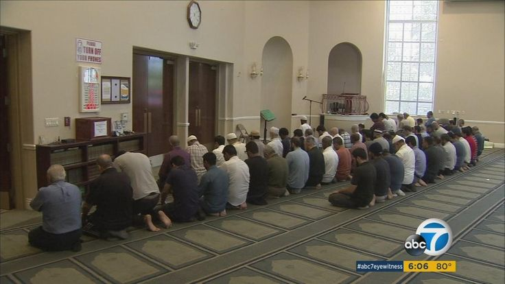 Anaheim police gearing up for tight security during end of Ramadan celebration at Angel Stadium