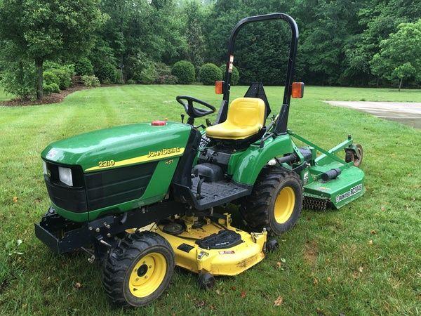 2004 John Deere 2210 Tractor for Sale in STATESVILLE, NC | RacingJunk…