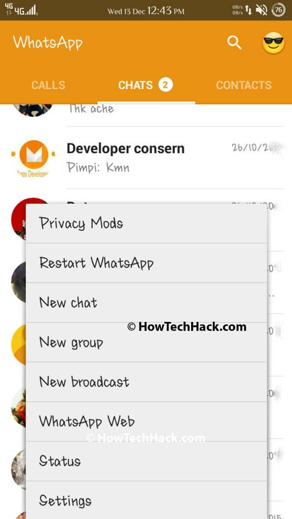 Whatsapp Gold Apk V6 0 Gold Edition Mod Latest 2019 Whatsapp