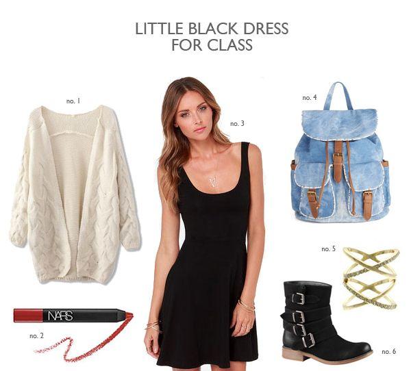 Transforming Your Little Black Dress | Lovelyish