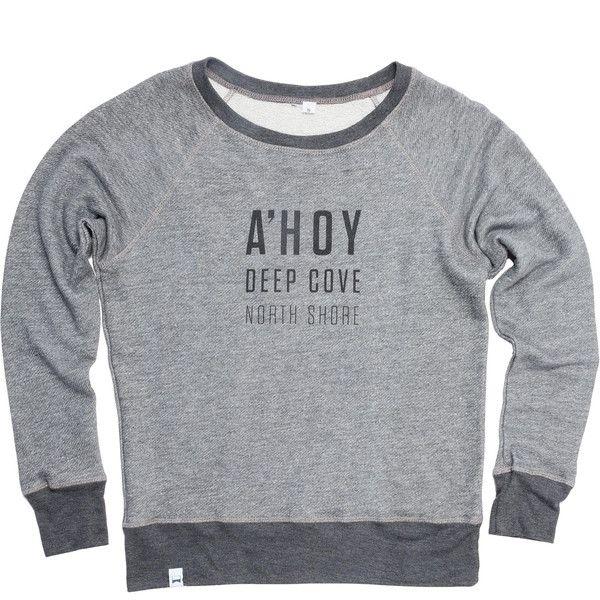 Women's A'hoy Trademark 2 Sweatshirt