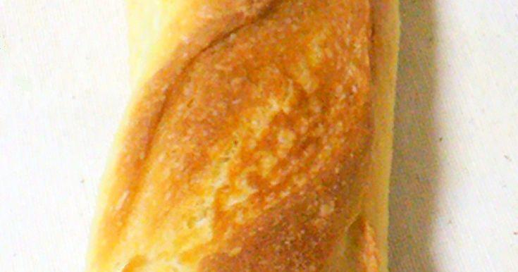 【話題入り&レシピ本掲載感謝】皮が厚くて固いのは苦手。適度なパリパリもっちり系。ノンオイル&少量イーストで経済的♪