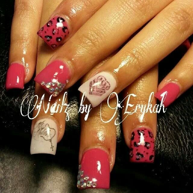 23 best Nails images on Pinterest | Nail art ideas, Nail ideas and ...