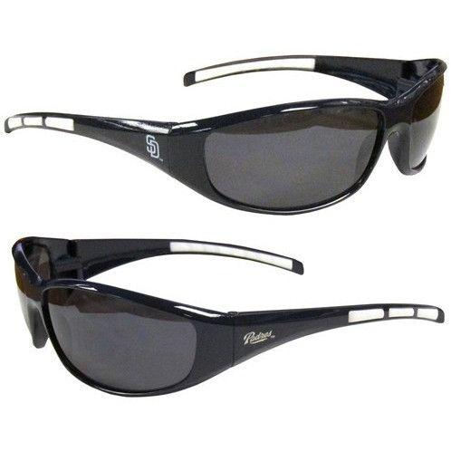 San Diego Padres MLB Wrap Sunglasses