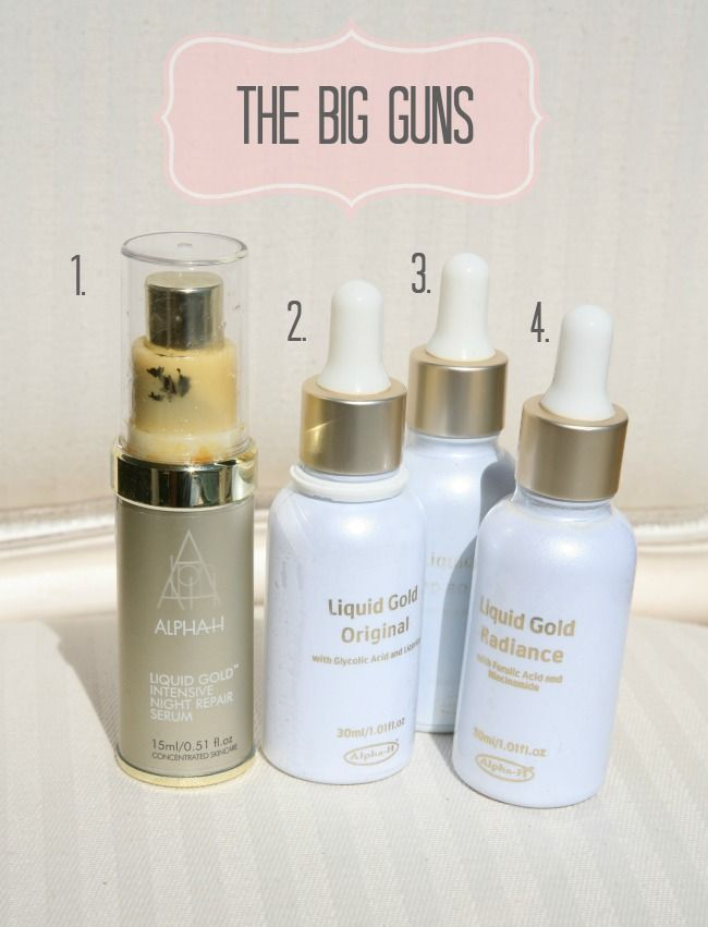 Beauty Review: The Big Guns – Alpha H