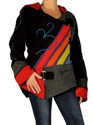 nouvelle collection veste ethnique de notre collection vêtements ethniques chics de la marque Swamee