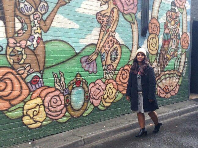 Melbourne,city of art