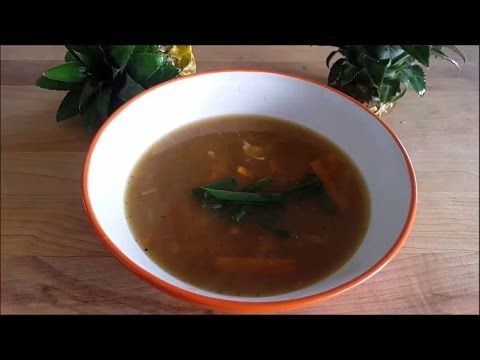 Bone Marrow Soup - Beef Bone Soup - Bone Soup - Beef Soup - Bone Marrow Broth - http://2lazy4cook.com/bone-marrow-soup-beef-bone-soup-bone-soup-beef-soup-bone-marrow-broth/