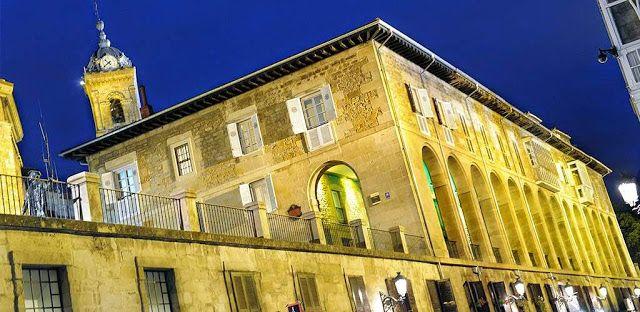 La Casa de los Arquillos (Vitoria)