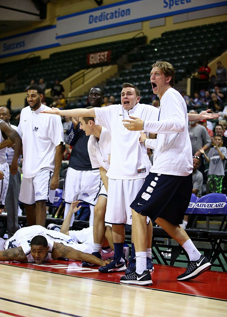 Monmouth has the best bench in college basketball right now, but it has nothing to do with the players' scoring contribution.