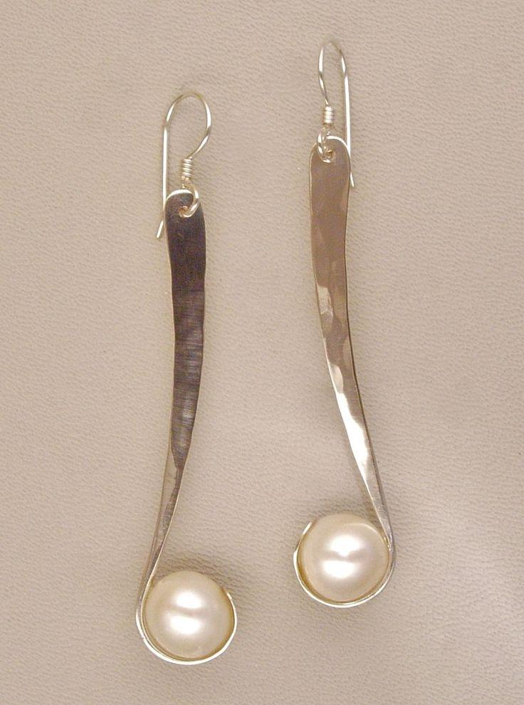 Custom Made 'Wrapture' Earrings