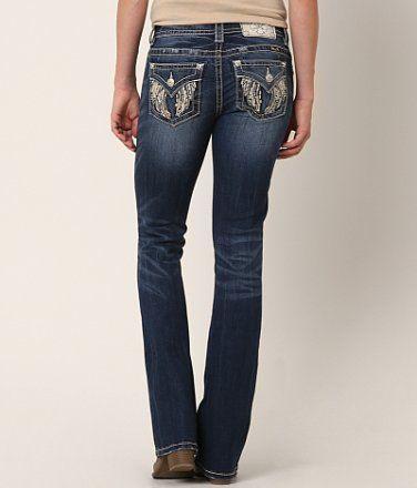 Miss Me Standard Boot Stretch Jean - Women's Jeans | Buckle