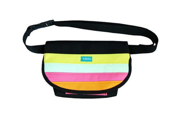 Waterproof bike hip bag P5 bike bag cycling traveling by lukola, $40.00