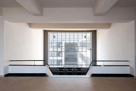 School Building and Permanent Exhibition - Information for visitors : School Building/ Permanent Exhibition : Stiftung Bauhaus Dessau / Bauhaus Dessau Foundation