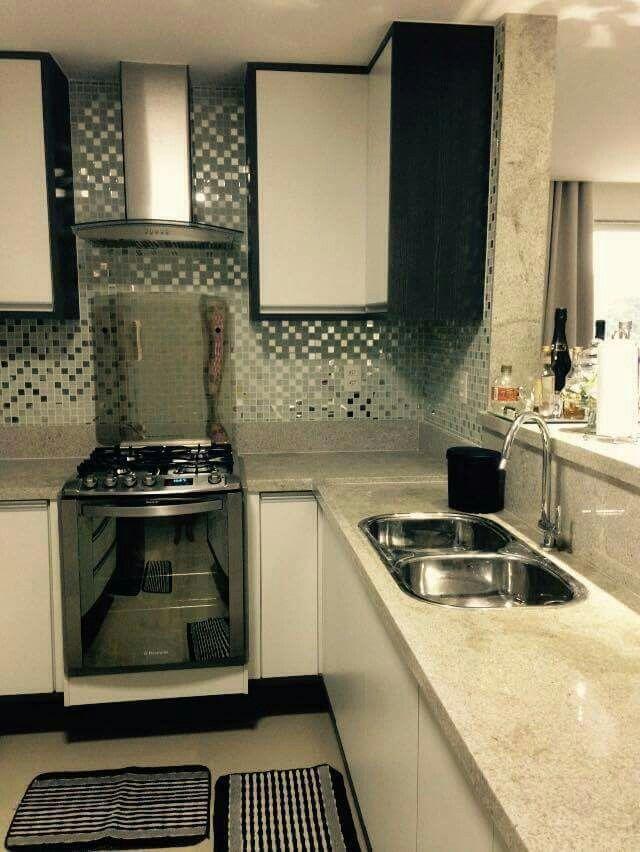 Em u auf pinterest cozinha küchenbänke und moderne küchen