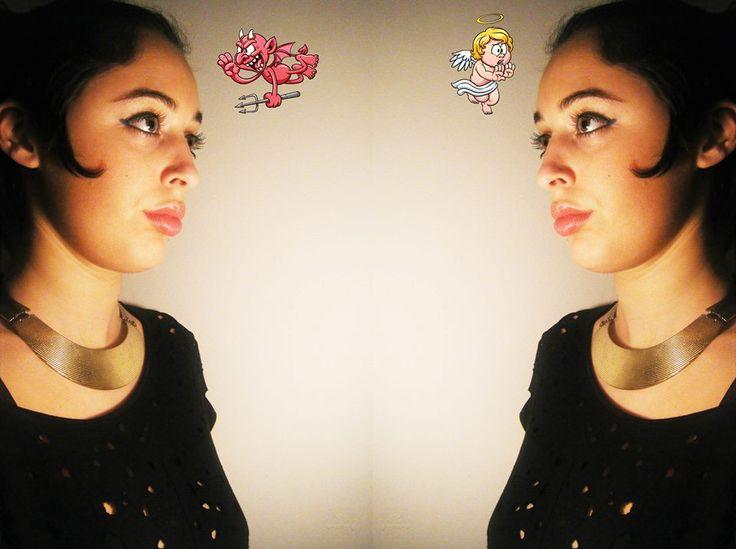 PHOTOGRAPHER: Vella Valentina; REWORKING and MODEL : Donatella Scanderebech