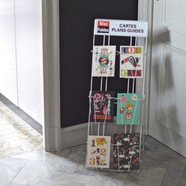 1000 ideas about porte carte postale on pinterest - Porte carte postale mural ...
