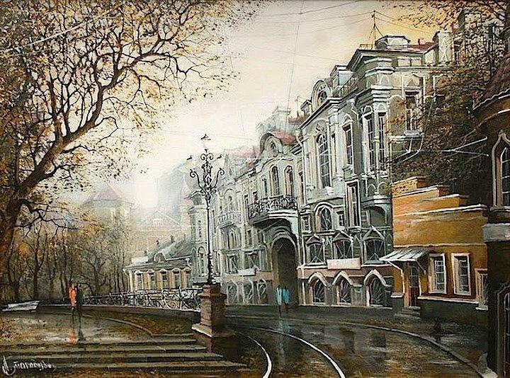 ARTIST : Alexander Starodubov