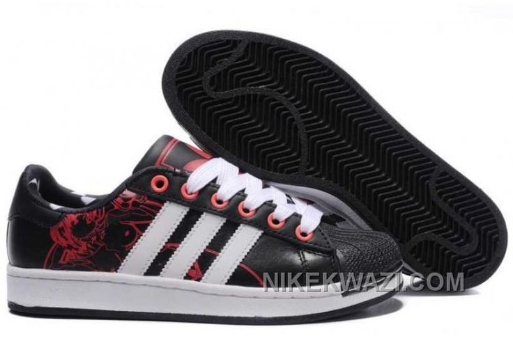 http://www.nikekwazi.com/adidas-superstar-2-black-red-white-shoes-on-sale.html ADIDAS SUPERSTAR 2 BLACK RED WHITE SHOES ON SALE Only $83.00 , Free Shipping!