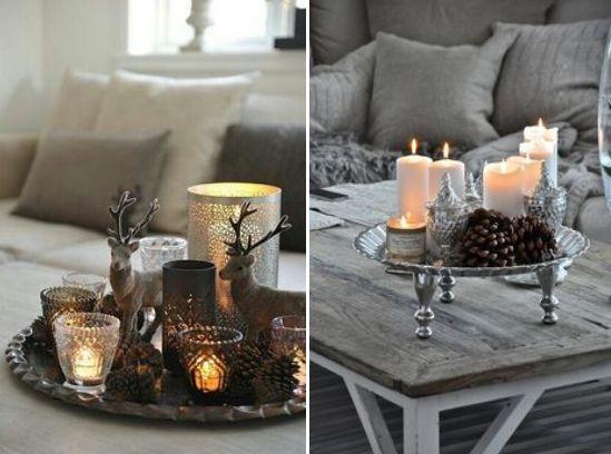 Ten Budget Friendly Diy Christmas Decorating Ideas Creative Seasons Pinterest Trays Diy