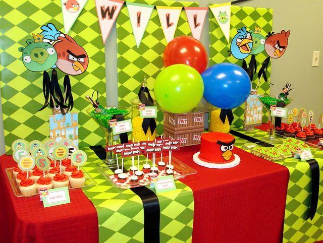 29 best Fiesta Angry Birds images on Pinterest Parties Bird