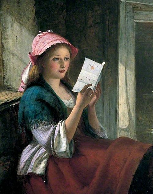 Thomas Brooks The Valentine 1863