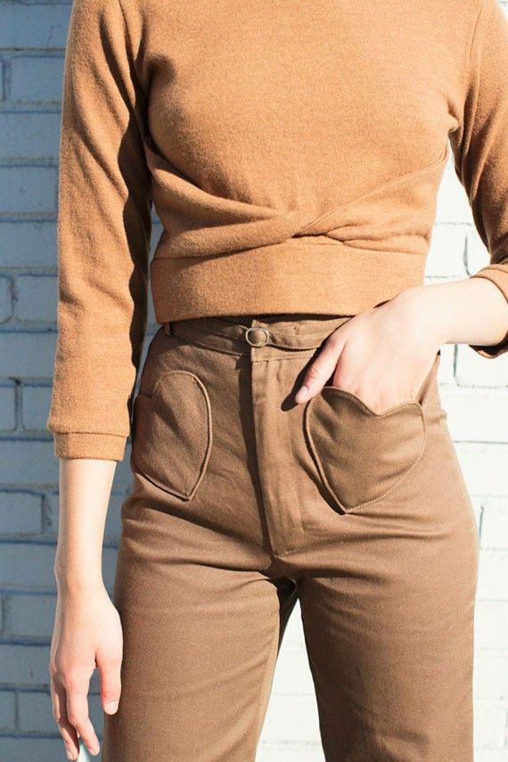Samantha Pleet - Brown Be Mine Jeans | BONA DRAG