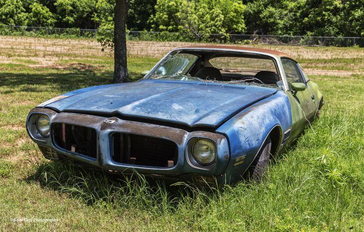 Abandoned Pontiac Pontiac, Abandoned cars, Abandoned
