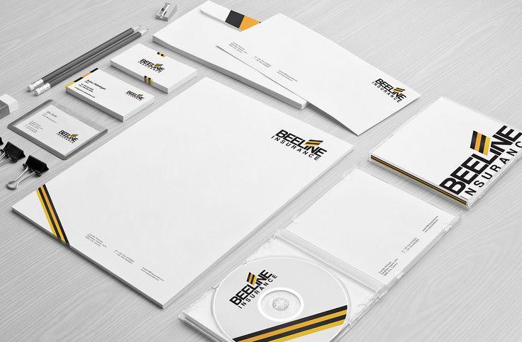 Beeline Insurance Branding by Gavalian Studio