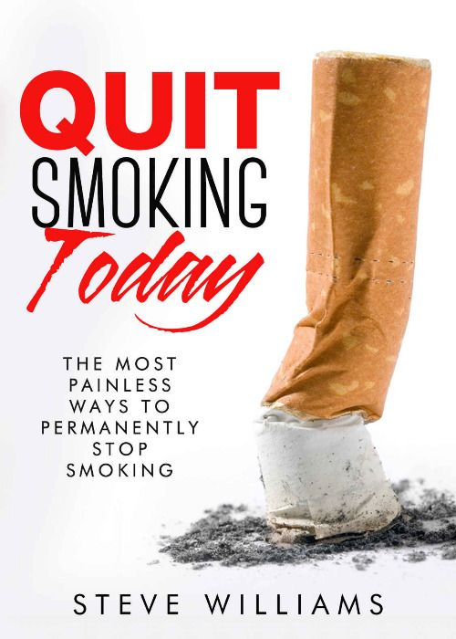 Quit Smoking Today!: The Most Painless Ways To Permanently Stop Smoking (Smoking, Quit Smoking, Stop Smoking, Addiction) ($2.99 to #Free) - #AmazonBooks