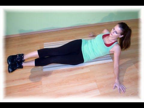 14 min. na záda a na břicho - popis cviků