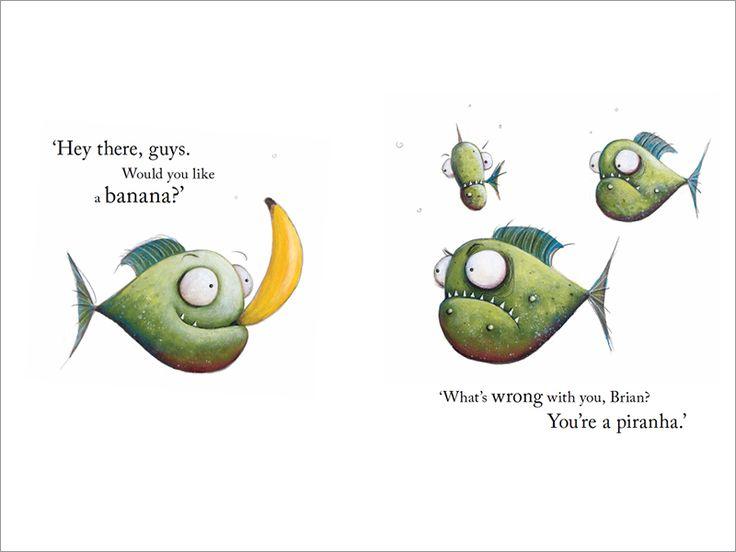 Piranha's Don't Eat Bananas - CBCA Book Week 2016 - Teaching activities