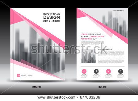 282 best Annual Report template images on Pinterest Cover design - advertisement brochure