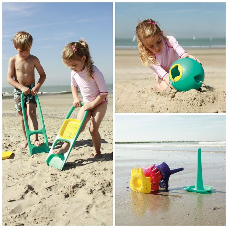 Quut Makes The Coolest Beach Toys Under The Sun
