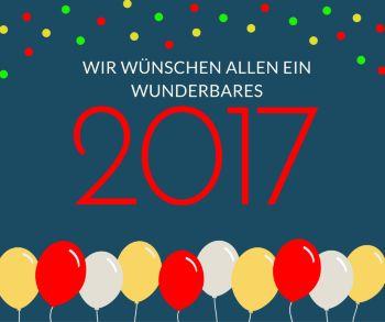 Unternehmerinnen von heute: Welcome 2017!