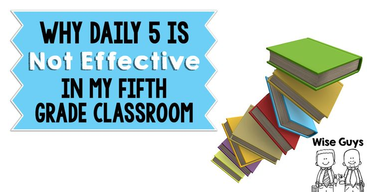 Daily 5 Posters 4th Grade
